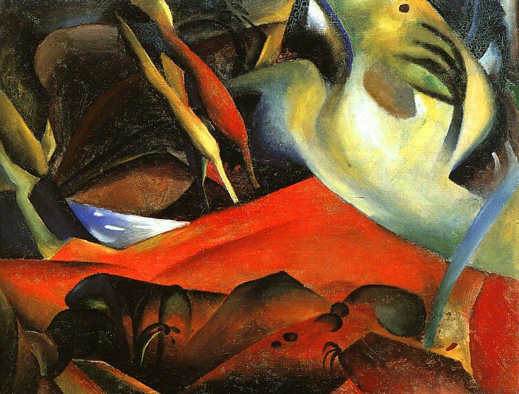 Der sturm, 1911)