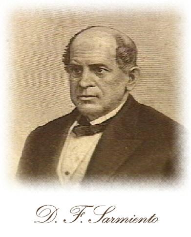Historia de Domingo Faustino Sarmiento