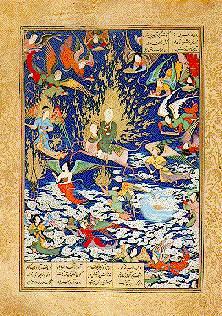 Seni lukis dan pemikirannya pada masa permulaan islam